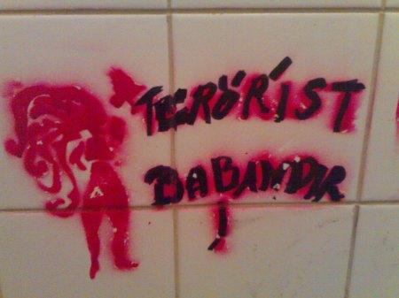 terörist babandır