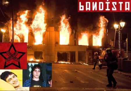 Greece Riot