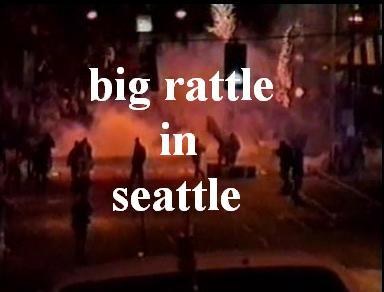 big rattle in seattle