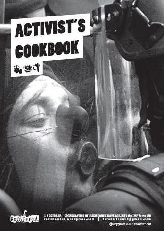 activist's cookbook